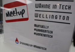 Wāhine in Tech Wellington meetup profile pic