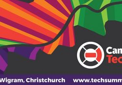 Canterbury Tech Summit Logo