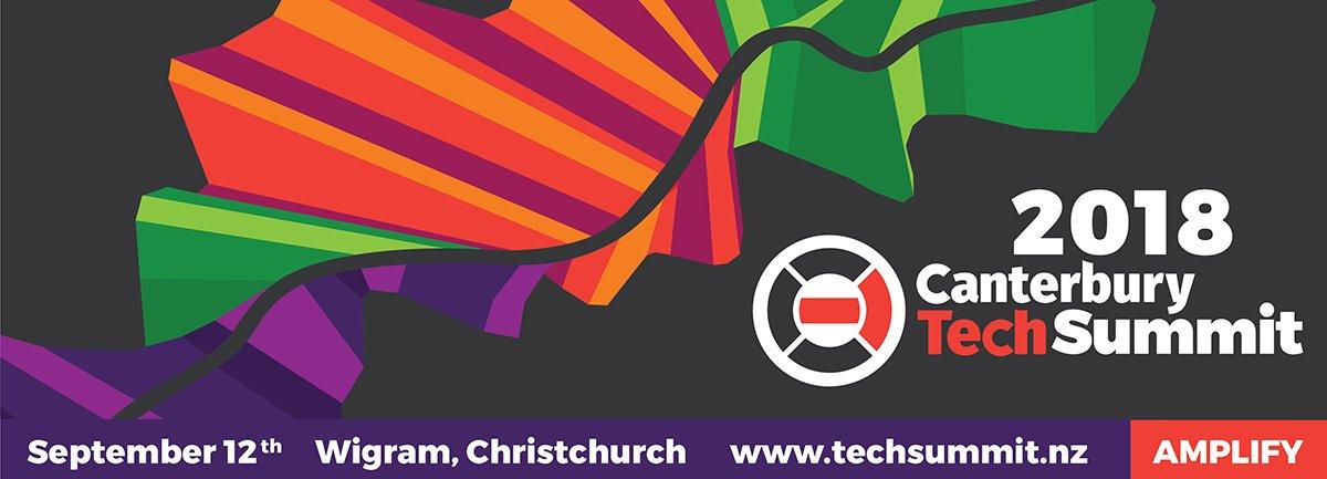 Canterbury Tech Summit Logo