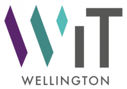 Wahine in Tech Wellington Logo