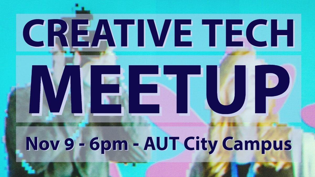AUT Creative Tech Student Showcase on 9 November 2018