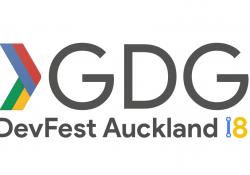 DevFest Auckland 18 logo