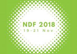 NDF 2018 Logo