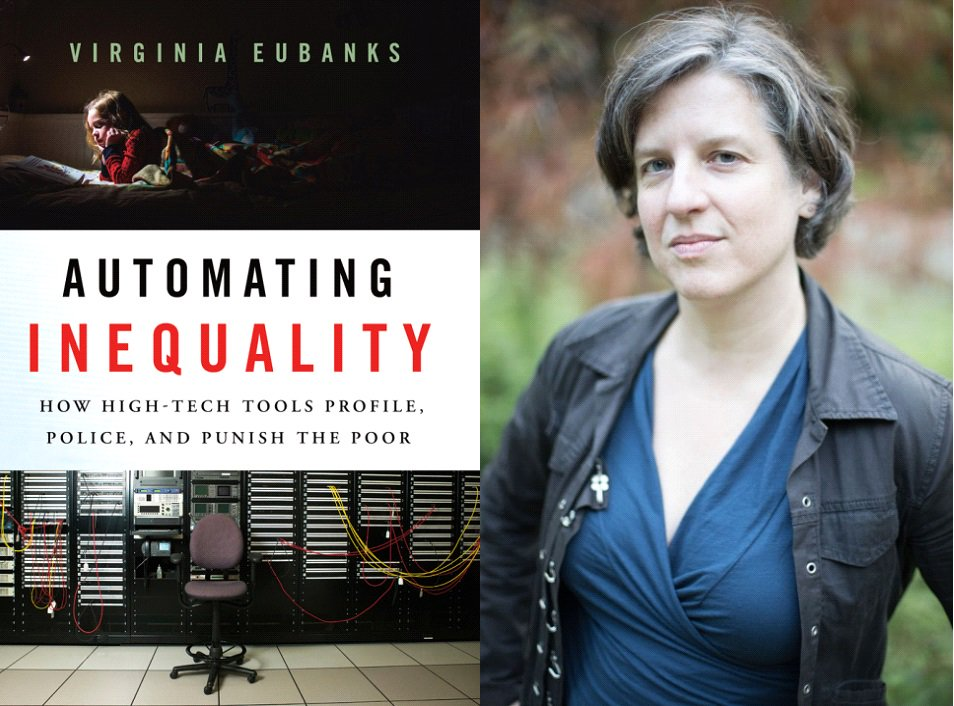 Automating Inequality by Virginia EuBanks