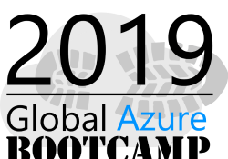 Global Azure Bootcamp 2019 logo