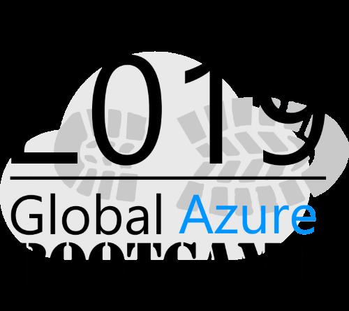 Global Azure Bootcamp 2019 logo