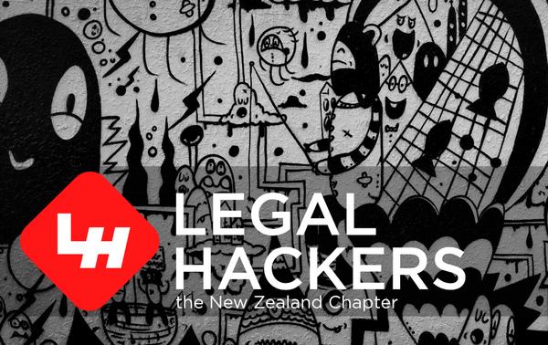 Legal Hackers NZ logo