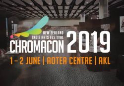 Chromacon 2019 logo